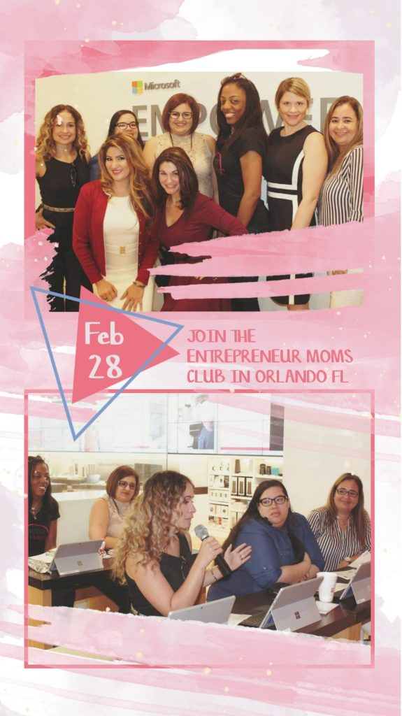 Entrepreneur mom karla Campos